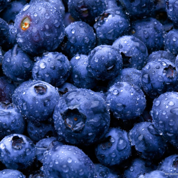 how-many-calories-in-blueberries